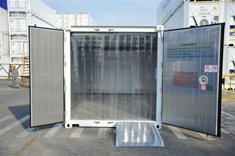 40hc Reefer Container Newcore Global Pvt Ltd