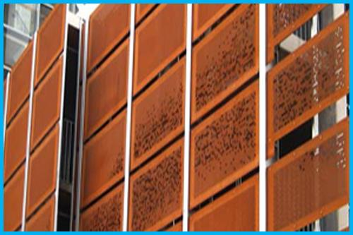 Corten Steel Weathering Steel Corrosion Resistance Steel