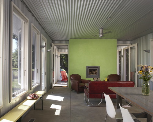 Corrugated Ceiling Newcore Global Pvt Ltd