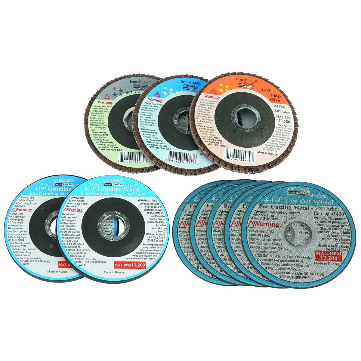Cutting Wheel/Flap Wheel/Grinding Wheel – NEWCORE GLOBAL PVT. LTD