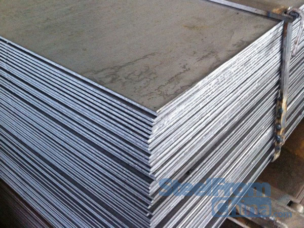Hot Rolled Steel Plate Newcore Global Pvt Ltd