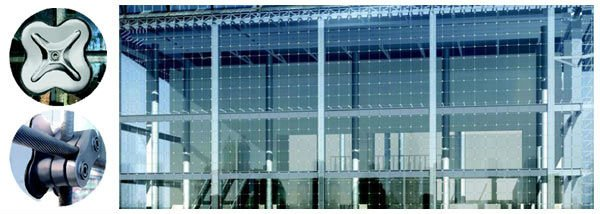 Point-fixing Glass Curtain Wall – NEWCORE GLOBAL PVT  LTD