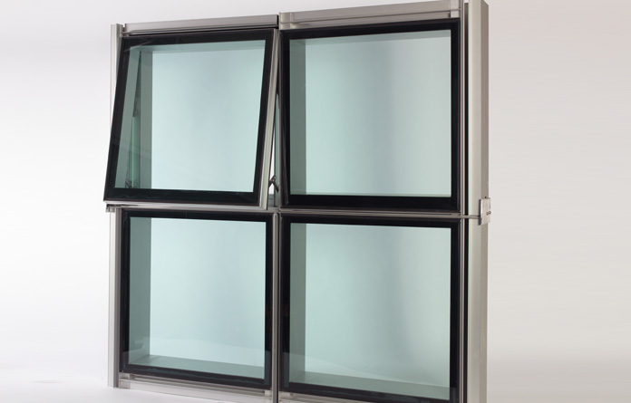 Ssg Glazing Colors : Standard unitized curtain wall system newcore global pvt