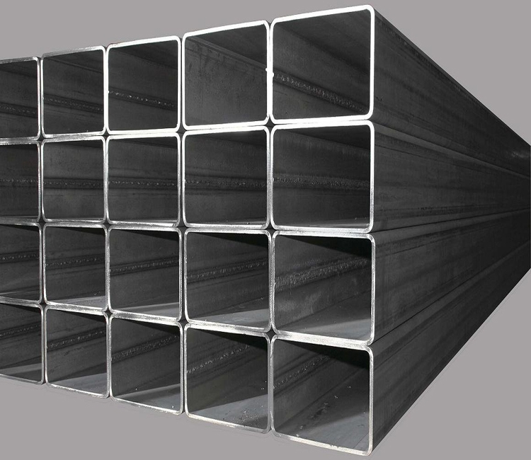 Steel square tube structural component newcore