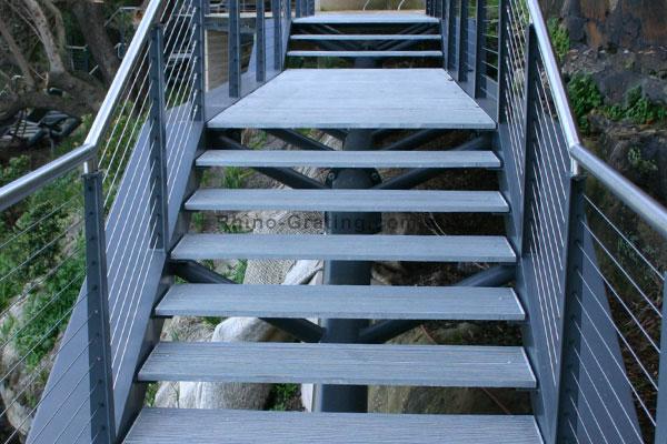 Steel Stair Tread Newcore Global Pvt Ltd