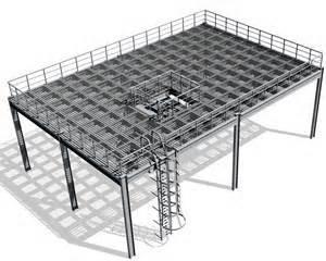 Steel structure mezzanine newcore global pvt ltd for Mezzanine floor construction details