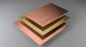 Copper & Brass Sheet / Plate