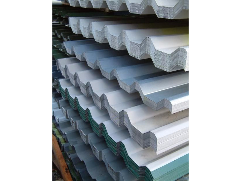 Ibr Sheeting Rib Type Roof Sheet Newcore Global Pvt Ltd