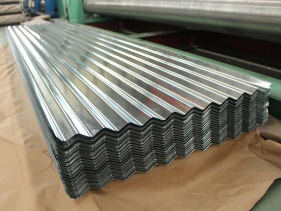 Galvalume Roofing Sheet Newcore Global Pvt Ltd