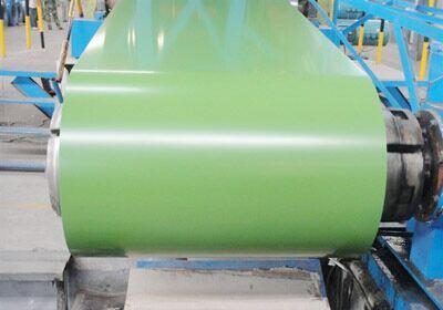 Prepainted Galvanized and Galvalume Steel(PPGI, PPGL)