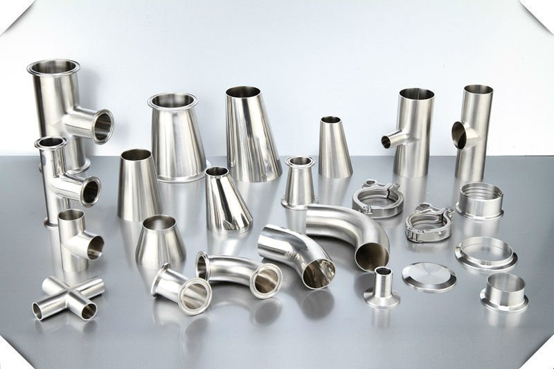 Sanitary stainless steel elbow newcore global pvt ltd