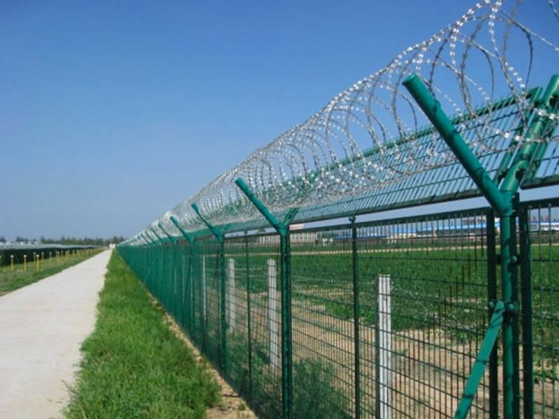 Stainless Steel Barbed Wire Razor Wire Newcore Global