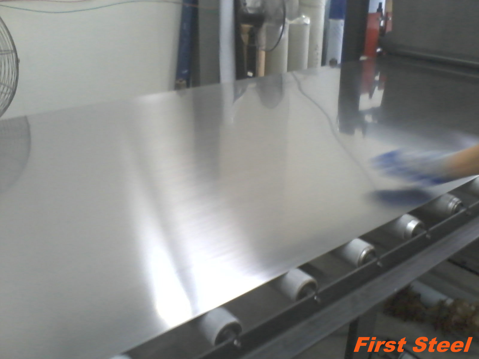 Stainless Steel Hairline Sheet Newcore Global Pvt Ltd