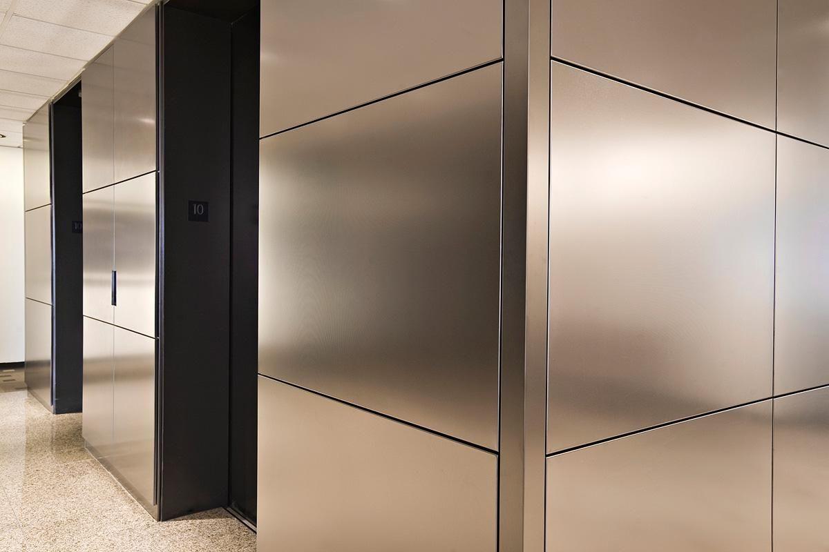 High Gloss Kitchen Door Covering