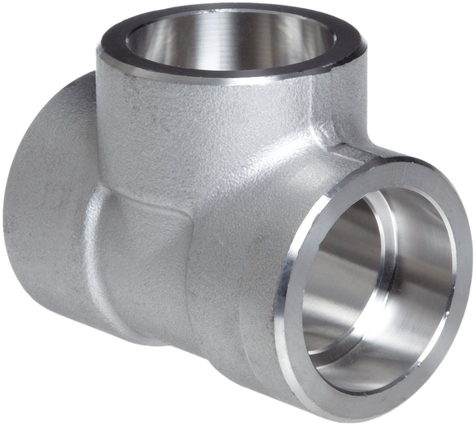 Steel Pipe Couplers : Stainless steel socket weld tee newcore global pvt ltd