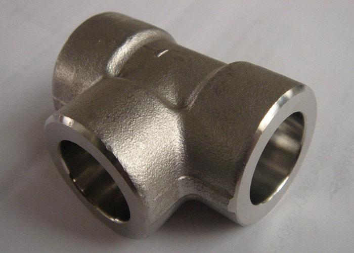 Stainless steel socket weld tee newcore global pvt ltd
