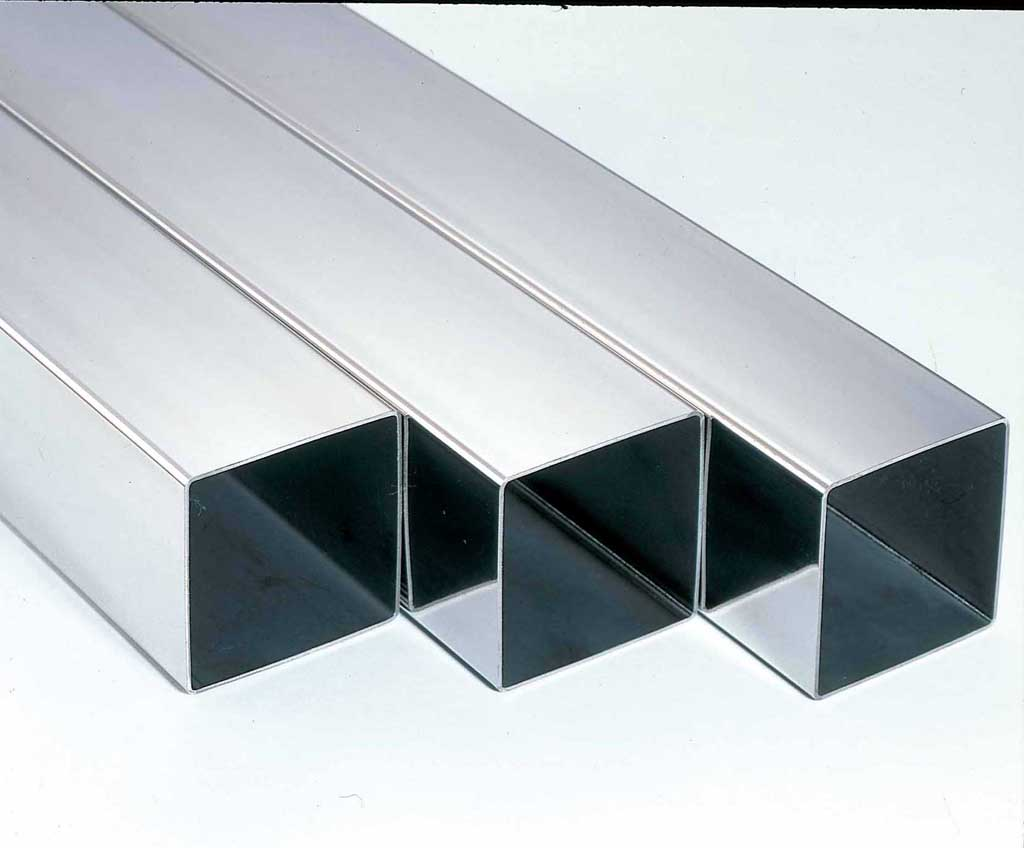 Stainless Steel Square Pipe Tube Newcore Global Pvt Ltd