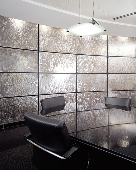 Stainless Steel Wall Panel Newcore Global Pvt Ltd
