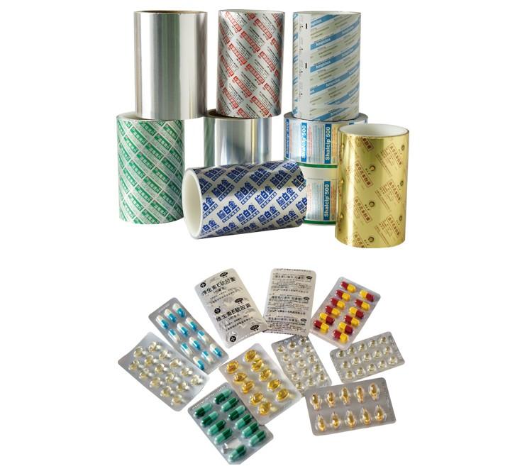 Aluminum Material for Pharmaceutical Packaging