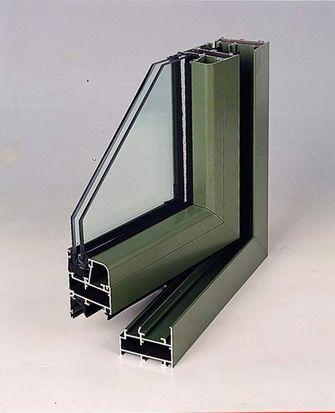 Aluminum Profiles for Windows and Doors – NEWCORE GLOBAL PVT