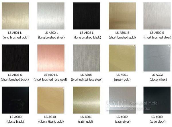 Spray Paint Colours Metal
