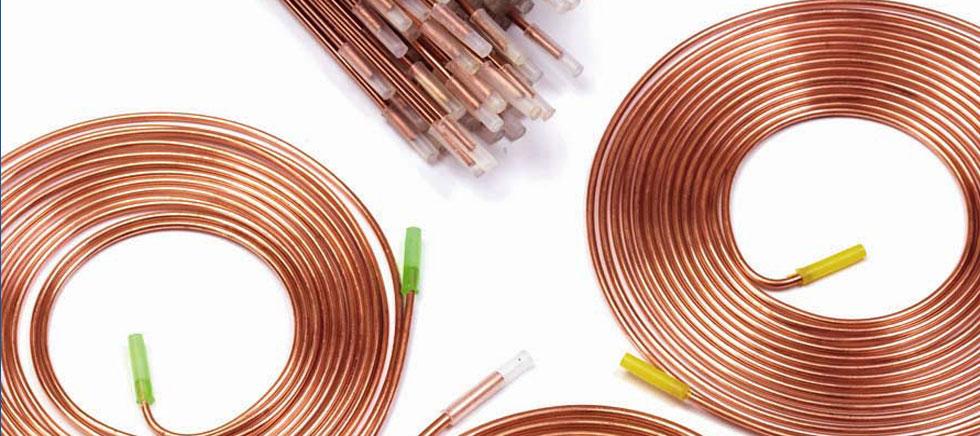 Capillary copper tube newcore