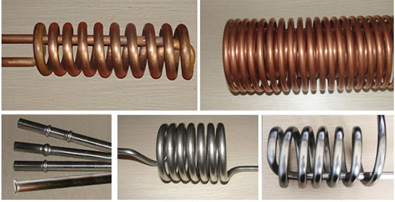 Copper & Brass Tube/Tube Coil