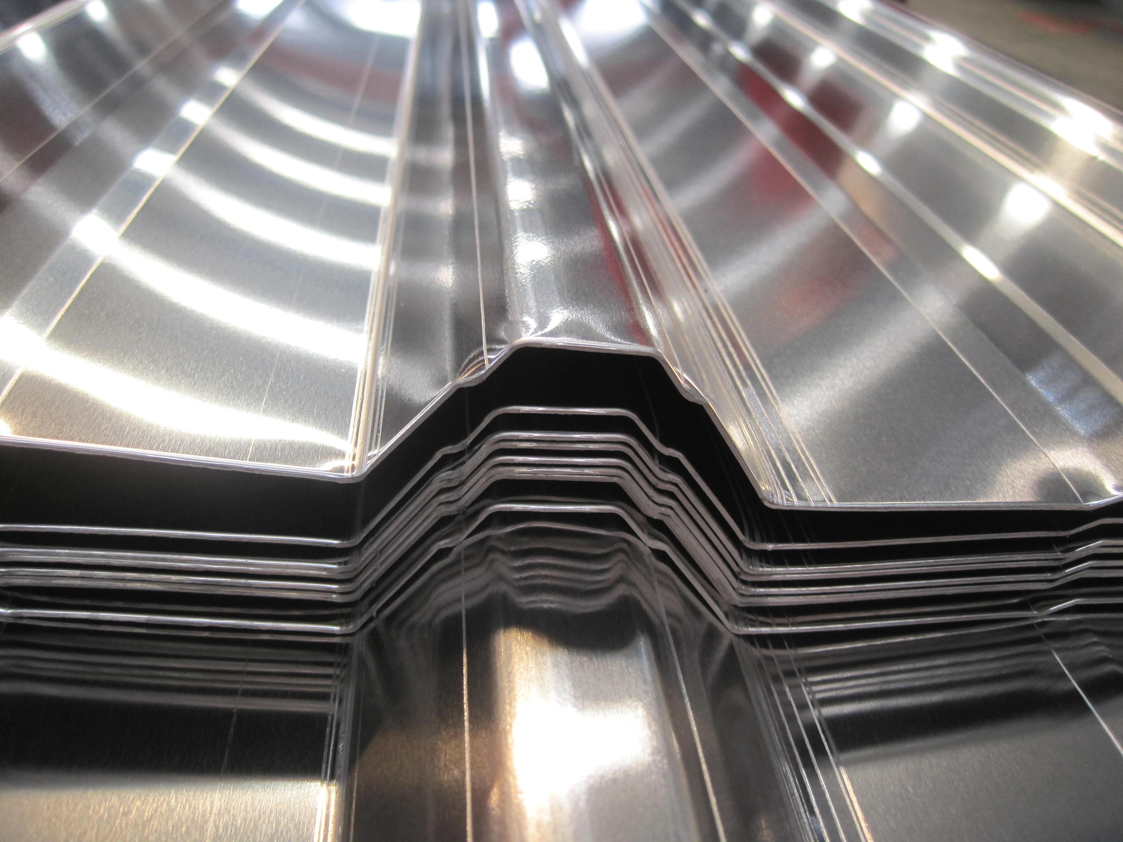 Corrugated Aluminum Sheet Newcore Global Pvt Ltd