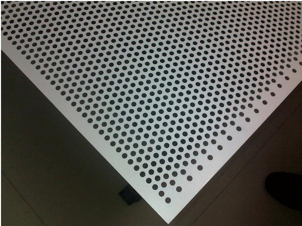 Perforated Aluminum Sheet Newcore Global Pvt Ltd