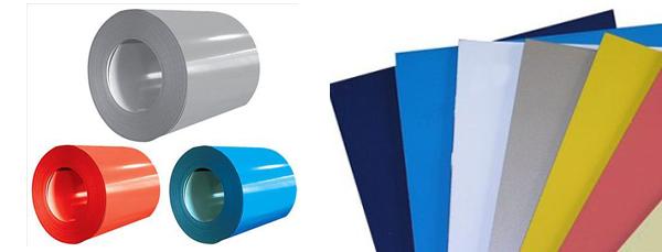 PCM Steel(Pre-coated Metal) – NEWCORE GLOBAL PVT. LTD